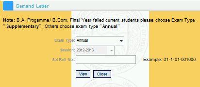 sol exam result