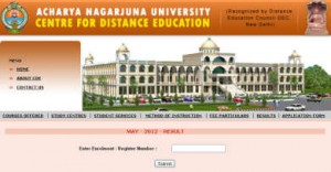 ANU Distance Learning PG course result