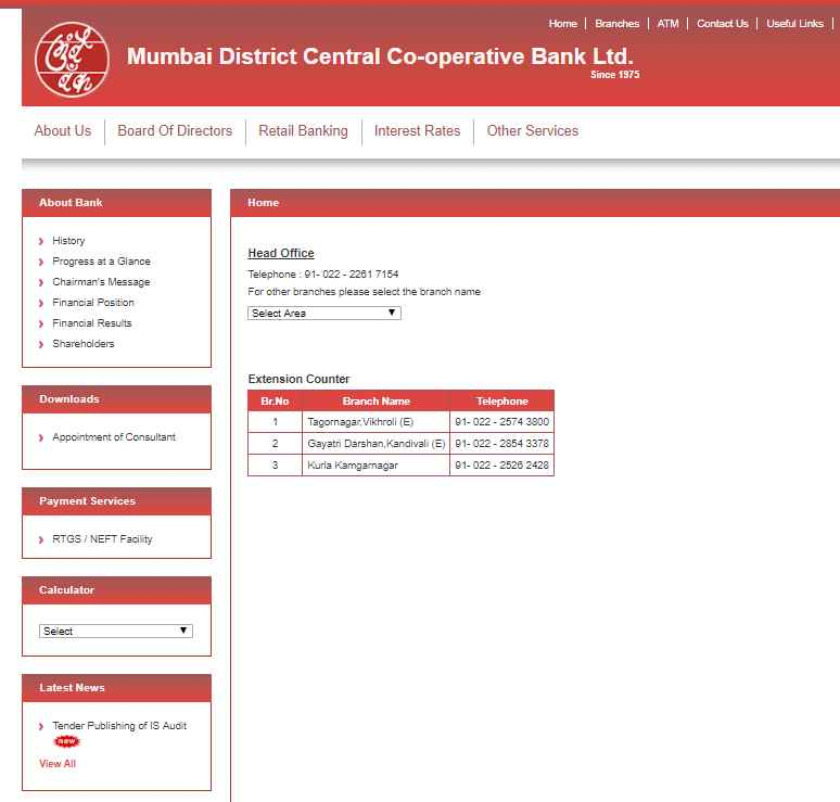 central bank of india mumbai main office ifsc code